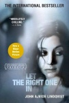Let The Right One In book cover